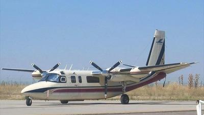 Rockwell 690 Turbo Commander - TASA Trabajos Aéreos