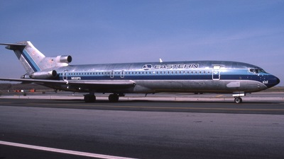 N532PS - Boeing 727-214 - Eastern Air Lines