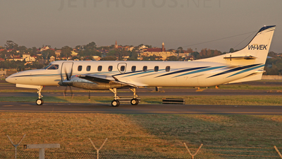 VH-VEK - Fairchild SA227-DC Metro 23 - Vee H Aviation