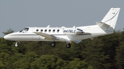 N476LC - Cessna 550 Citation II - Private