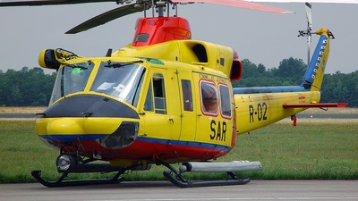 R-02 - Agusta-Bell AB-412SP - Netherlands - Army