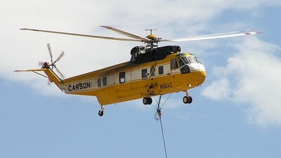 N116AZ - Sikorsky S-61A - Carson Helicopters