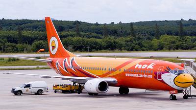HS-DDK - Boeing 737-4S3 - Nok Air