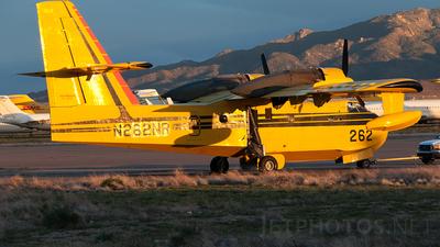 N262NR - Canadair CL-215 - Aero Flight