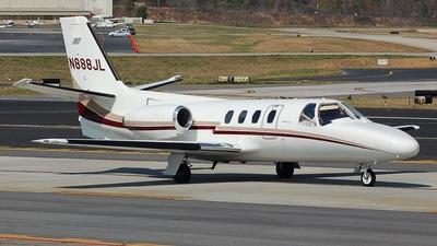 A picture of N888JL - Cessna 500 Citation I - [5000242] - © Jordan Duncan