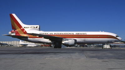 N106CK - Lockheed L-1011-200(F) Tristar - American International Airways (Kalitta)
