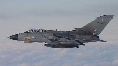 ZG777 - Panavia Tornado Gr.4 - United Kingdom - Royal Air Force (RAF)