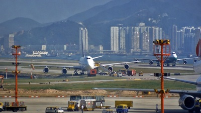 - Boeing 747-283B - Philippine Airlines