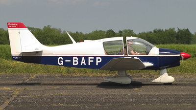G-BAFP - Robin DR400/160 Chevalier - Private