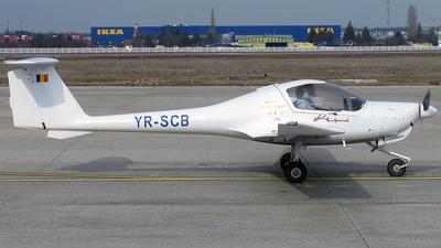 YR-SCB - Diamond DA-20 - Regional Air Services
