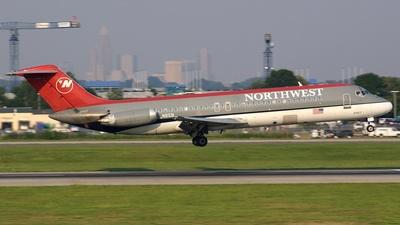 N9331 - McDonnell Douglas DC-9-31 - Northwest Airlines
