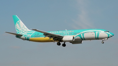 9Y-GND - Boeing 737-86N - BWIA West Indies Airways
