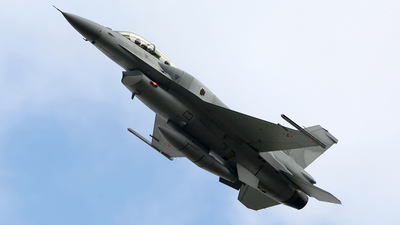 4081 - Lockheed Martin F-16D Fighting Falcon - Poland - Air Force