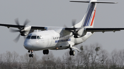 F-GPYF - ATR 42-500 - Air France (Airlinair)
