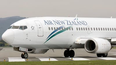 ZK-SJE - Boeing 737-3K2 - Air New Zealand