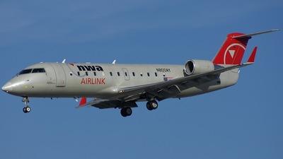 N800AY - Bombardier CRJ-200LR - Northwest Airlink (Pinnacle Airlines)
