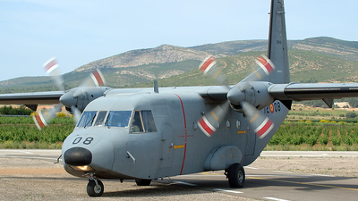 T.12B-55 - CASA CN-212-100 Aviocar - Spain - Air Force
