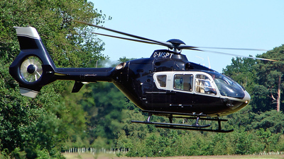 G-MSPT - Eurocopter EC 135T2 - Private