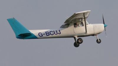 A picture of GBCUJ - Cessna F150M - [1176] - © Michael Brazier