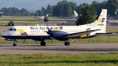 SE-MAF - British Aerospace ATP(F) - West Air Europe