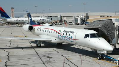 XA-GLI - Embraer ERJ-145LR - Aeroméxico Connect (Aerolitoral)