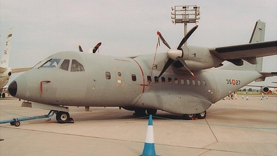 T.19B-09 - CASA CN-235M-100 - Spain - Air Force