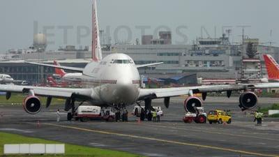 VT-ESM - Boeing 747-437 - Air India