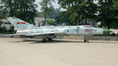 84612 - Shenyang J-8II Finback-B - China - Air Force