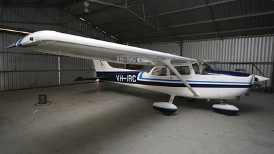 VH-IRC - Cessna 172M Skyhawk - Private