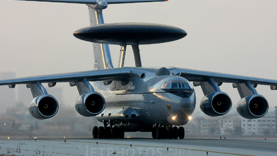 KW3552 - Beriev A-50EI Mainstay - India - Air Force
