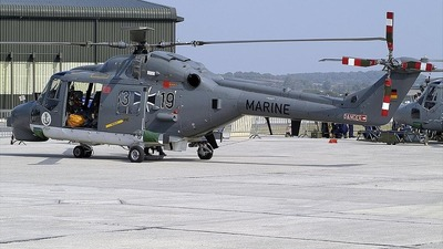 83-19 - Westland Lynx - Germany - Navy