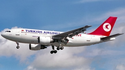 TC-JCM - Airbus A310-203 - THY Turkish Airlines