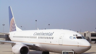 N24715 - Boeing 737-724 - Continental Airlines