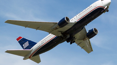 N649US - Boeing 767-201(ER) - US Airways