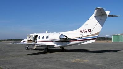 N731TA - Beechcraft 400A Beechjet - Flight Options
