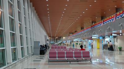 WBGG - Airport - Terminal