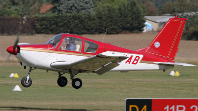F-BPAB - Gardan GY-80-180 Horizon - Private