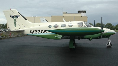 N132CK - Cessna 421 Golden Eagle - Private
