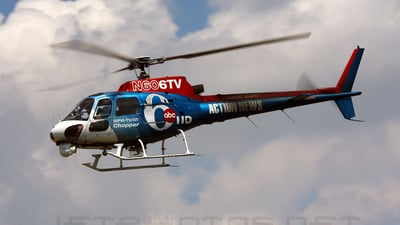 N606TV - Eurocopter AS 350 Ecureuil - Private