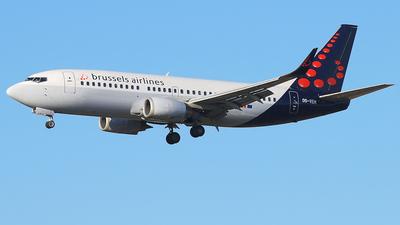 OO-VEH - Boeing 737-36N - Brussels Airlines