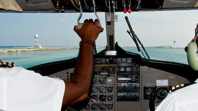 8Q-CSL - De Havilland Canada DHC-6-100 Twin Otter - Maldivian Air Taxi