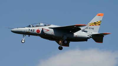 66-5742 - Kawasaki T-4 - Japan - Air Self Defence Force (JASDF)