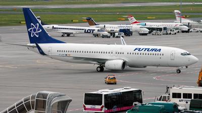 EC-KFB - Boeing 737-86N - Futura International Airways