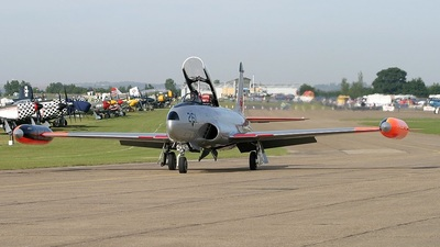 - Lockheed T-33A Silver Star - Private