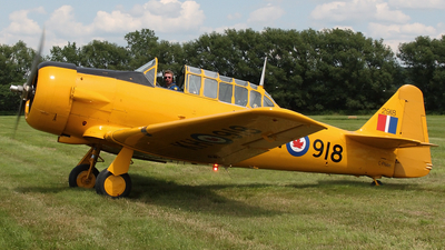 C-FNAH - North American AT-6 Harvard II - Private