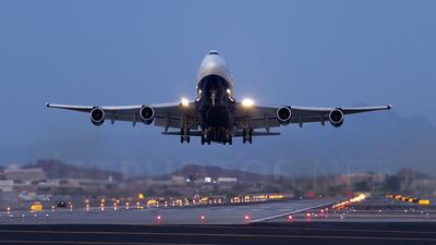 G-CIVI - Boeing 747-436 - British Airways