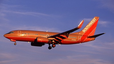 N739GB - Boeing 737-7H4 - Southwest Airlines
