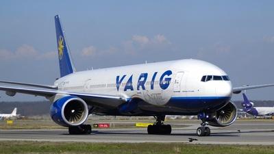 PP-VRJ - Boeing 777-222 - Varig
