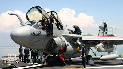 158040 - Grumman EA-6B Prowler - United States - US Navy (USN)
