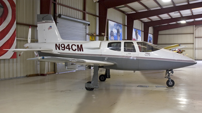 N94CM - Cirrus VK-30 - Private
